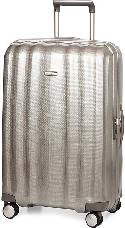 SamsoniteSamsonite Lite-Cube spinner four-wheel suitcase 76cm