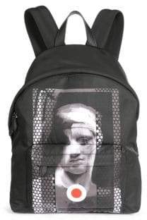 Givenchy Graphic Backpack