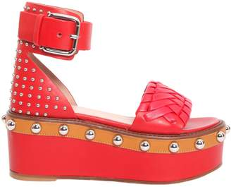 RED Valentino Platfrom Sandals