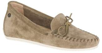 Hush Puppies Larghetto Suede Carine Loafer - Wide Width Available