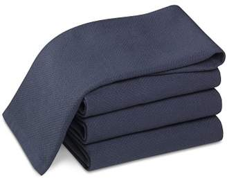 Williams-Sonoma Williams Sonoma All Purpose Pantry Towels, Set of 4, Navy Blue