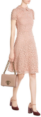 R.E.D. Valentino Crochet Dress $1,289 thestylecure.com