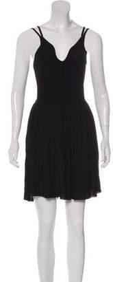 Vena Cava Mini Knit dress