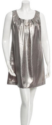 Trina Turk Sleeveless Mini Dress $70 thestylecure.com