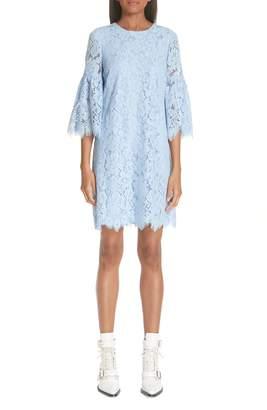 Ganni Jerome Lace Shift Dress