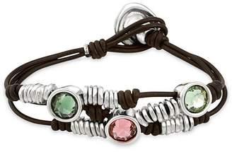Uno de 50 Berries Crystal Bracelet
