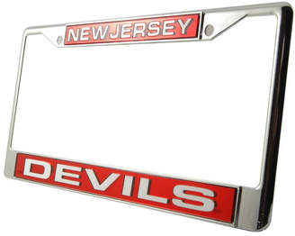 Rico Industries New Jersey Devils License Plate Frame