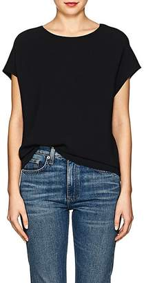 3764a769e23e4 The Row Women s Idie Stretch-Cady Top - Black