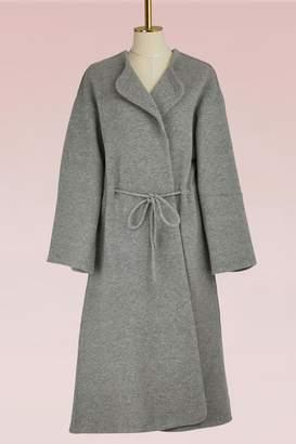 The Row Long Mani Coat
