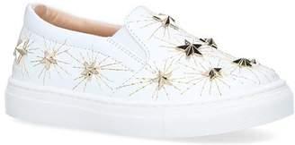 Aquazzura Cosmic Star Sneakers