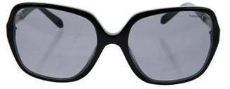 Tiffany & Co. Tinted Oversize Sunglasses