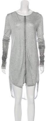 Thomas Wylde Embellished Knee-Length Dress w/ Tags