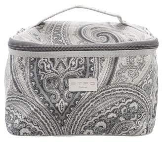 Etro Printed Cosmetic Bag