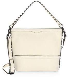Rebecca Minkoff Small Blythe Leather Convertible Hobo Bag