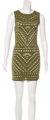 Mara Hoffman Cutout Mini Dress