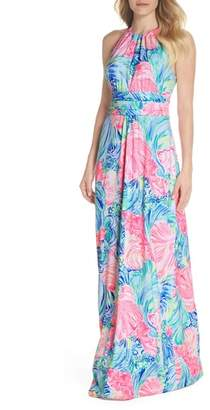 Lilly Pulitzer R) Martina Maxi Dress