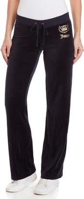 Juicy Couture Crown Velour Pants