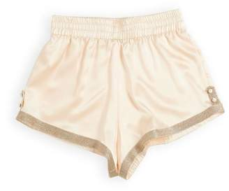 "Morgan Lane Silk Shorts ""Chloe"""