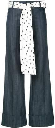 Maggie Marilyn wide-leg jeans