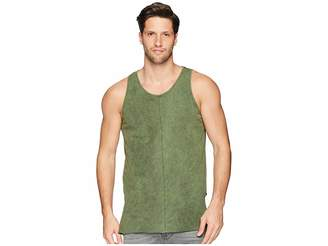 Scotch & Soda Summer Singlet with Deep Side Slit