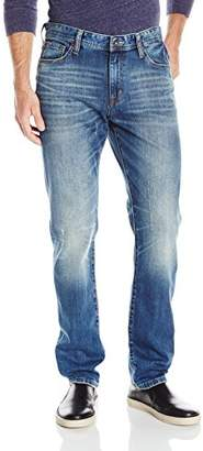 William Rast Men's Hixson Straight Leg Jean