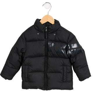 Armani Junior Boys' Down Puffer Coat