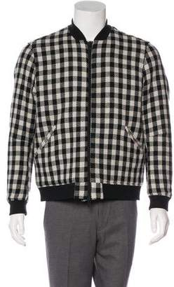 Timo Weiland Wool Bomber Jacket