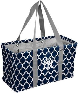 New York Yankees Logo Brand Picnic Caddy Tote