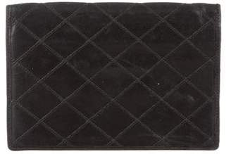 Chanel Diamond Stitch Wallet