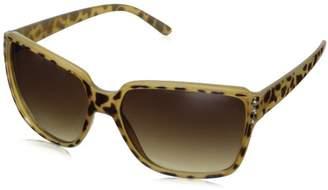 UNIONBAY Union Bay Women's U225 Rectangular Sunglasses