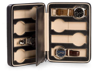 Bey-Berk Leather Travel Watch Case - 8