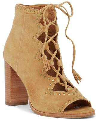Frye Gabby Ghillie Studded Sandal