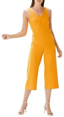 Coast Tangerine Orange 'Sylvia' Wide Leg Jumpsuit