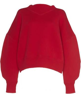 Etoile Isabel Marant Karl Overisized Knit Sweater