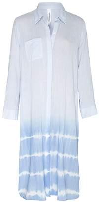 Sunseeker Stingray Longline Button Shirt