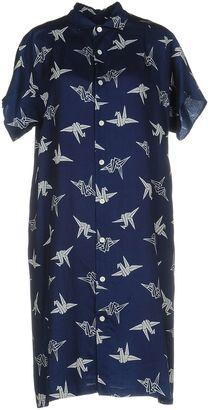 BLUE BLUE JAPAN Knee-length dresses $289 thestylecure.com