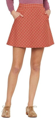 Miss Shop Millicent Check Skirt