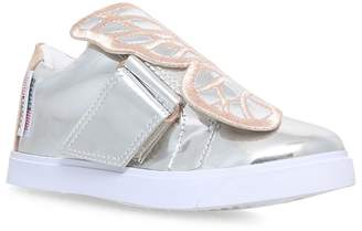 Sophia Webster Leather Butterfly Bibi Sneakers