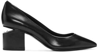 Alexander Wang Black Simona Heels