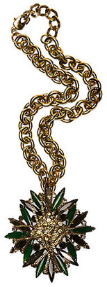 One Kings Lane Camilla Pendant Necklace - Gold