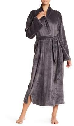 Natori N Velour Robe