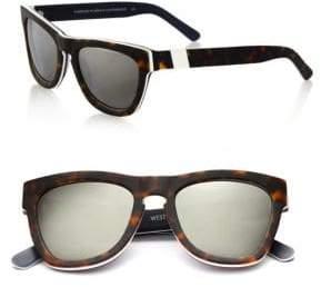 Westward Leaning Pioneer 53MM Square Sunglasses
