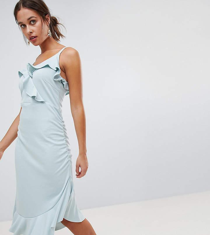 Mama.licious Mamalicious Nursing Frill Dress