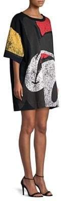 Marc Jacobs Mickey T-Shirt Dress