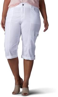 Lee Plus Size Skye Skimmer Capri Pant