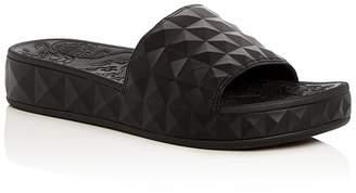 Ash Women's Splash Platform Pool Slide Sandals