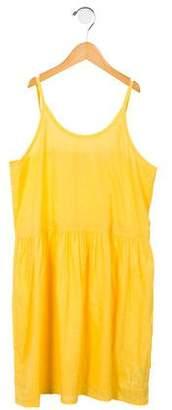Stella McCartney Girls' Sleeveless A-Line Dress