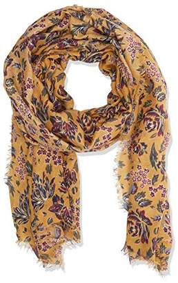Fat Face Women's Dotty Floral Scarf,(Size: One)