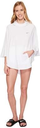 Nike Poncho Cover-Up Women's Swimwear