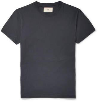 Folk Assembly Cotton-Jersey T-Shirt